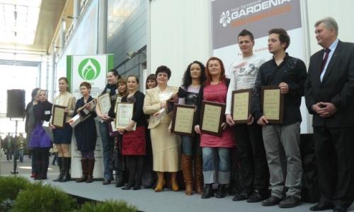 VI Międzynarodowe Mistrzostwa Florystyczne Polski 2010-wyniki