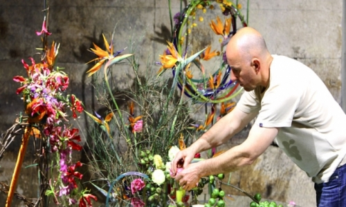 34th International Flower Show in Split-Croatia