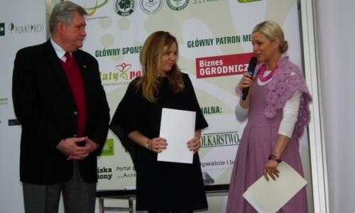 Laureaci Konkursu dla Kwiaciarń GARDENIA 2012