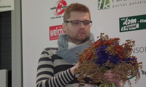 Pokazy Florystyczne Targi Special Days i GARDENIA 2014