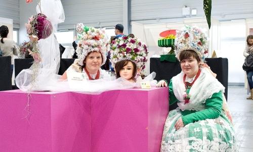 Laureaci Konkursu dla kwiaciarń- Targi Special Days i Targi GARDENIA