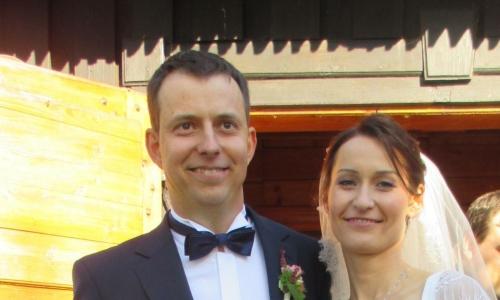 Uroczystość zaślubin