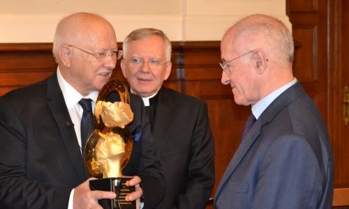 Ceremonia wręczenia Nagrody Pokoju Poznań 2015