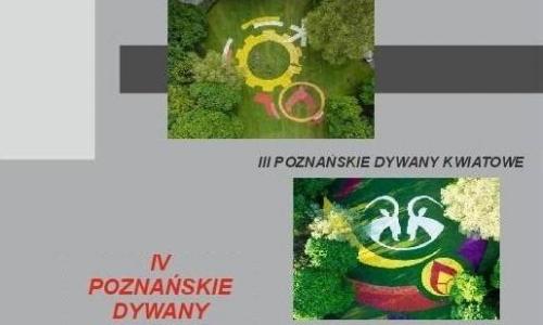 Konkurs - IV Poznańskie Dywany Kwiatowe
