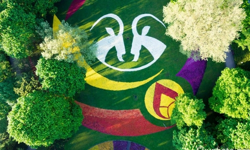 IV Poznańskie Dywany Kwiatowe