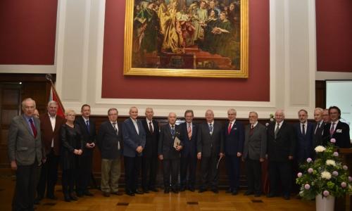Jubileusz 70-lecie FSNT NOT Rady w Poznani